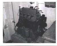67 Officer sells Lemon rebuild engine at sea